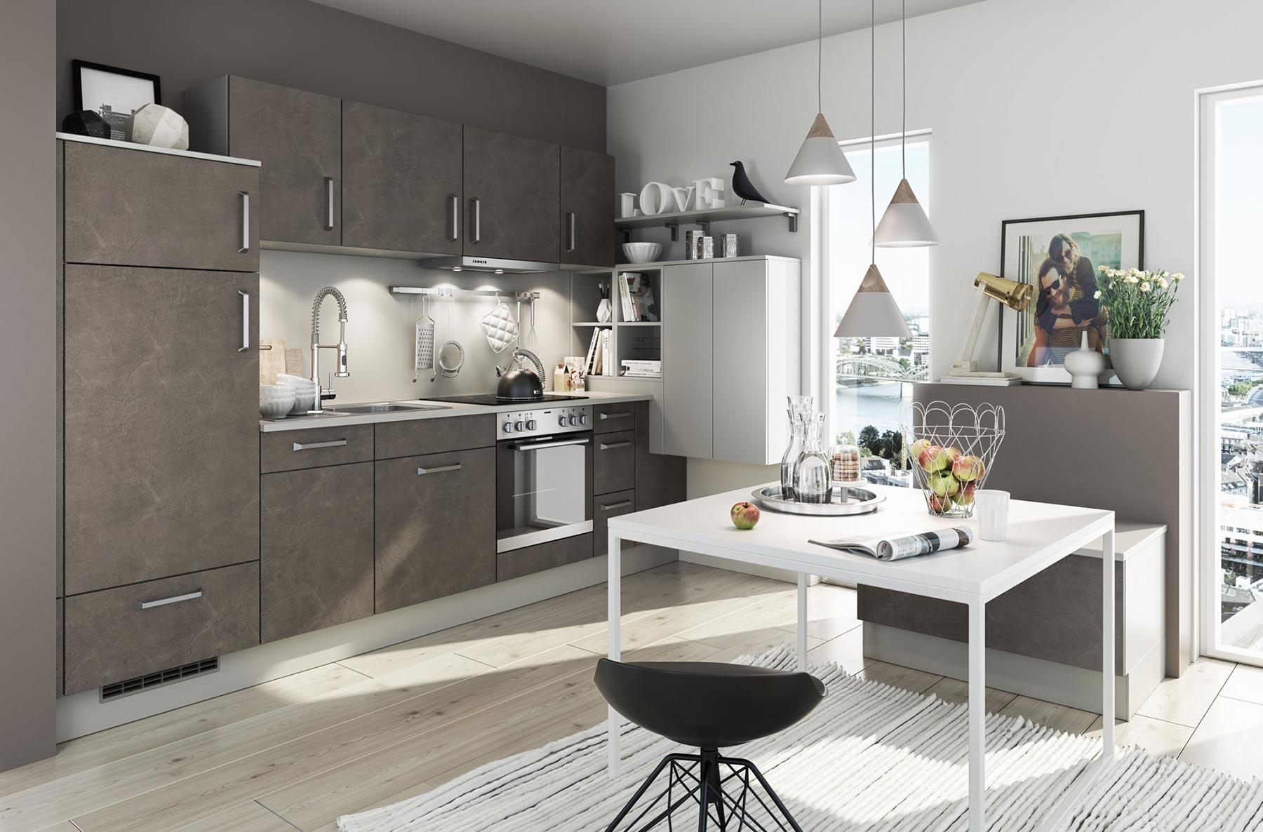 Insel kuchen silbernagel ihr kuchenstudio auf rugen for Küchen insel