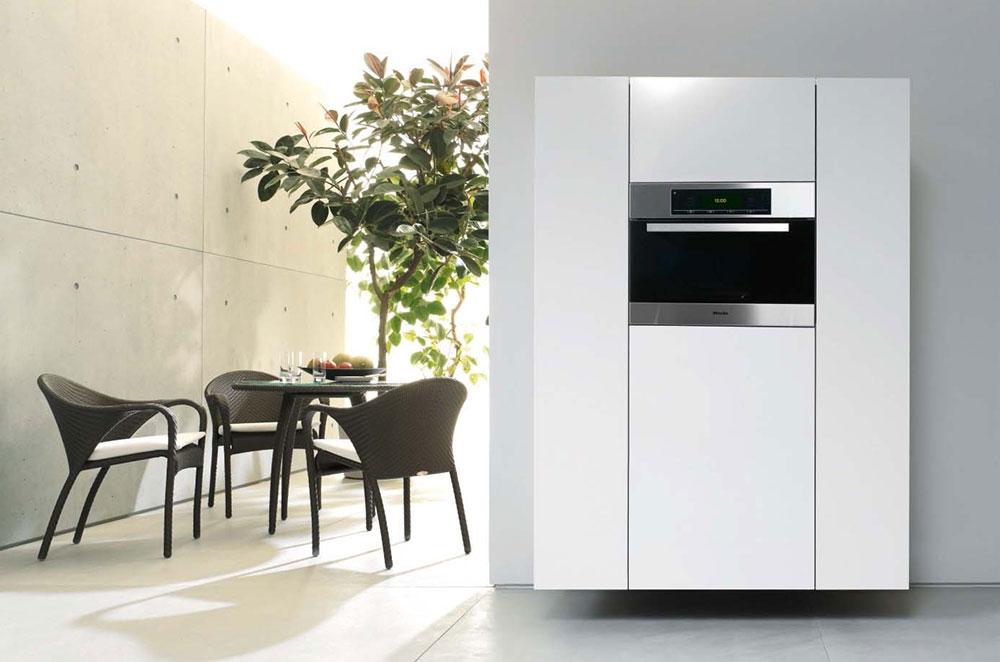 miele einbau combi dampfgarer dgc 5080 xl 001 insel k chen silbernagel. Black Bedroom Furniture Sets. Home Design Ideas